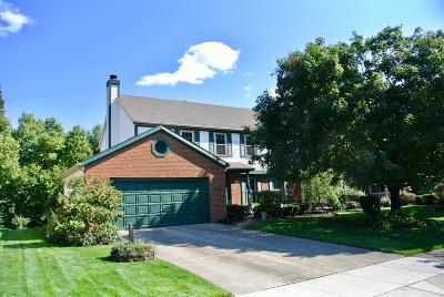 Westerville Single Family Home Contingent Finance And Inspect: 104 Juniper Avenue