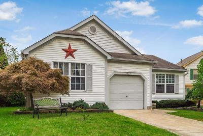 Grove City Single Family Home Contingent Finance And Inspect: 2222 Lockamy Court