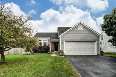 Grove City Single Family Home Contingent Finance And Inspect: 6410 Ewen Circle