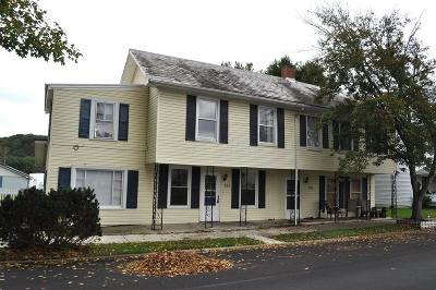 Sugar Grove Multi Family Home For Sale: 125 N Main Street