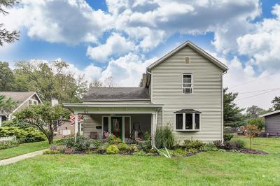 Westerville Single Family Home Contingent Finance And Inspect: 128 S Knox Street
