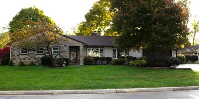 Columbus Single Family Home For Sale: 3080 Mount Holyoke Road