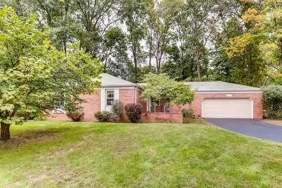 Worthington Single Family Home Contingent Finance And Inspect: 324 Abbot Avenue