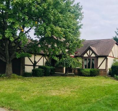 Westerville Single Family Home Contingent Finance And Inspect: 240 Spring Hollow Lane