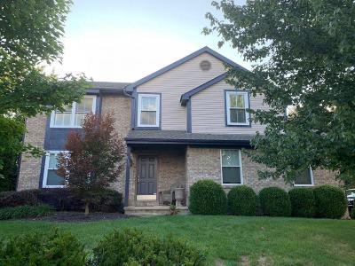 Hilliard Single Family Home For Sale: 5393 Hessler Circle