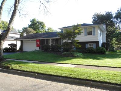 Worthington Single Family Home Contingent Finance And Inspect: 6158 Middlebury Drive W