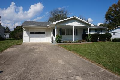 Chillicothe OH Single Family Home For Sale: $169,900