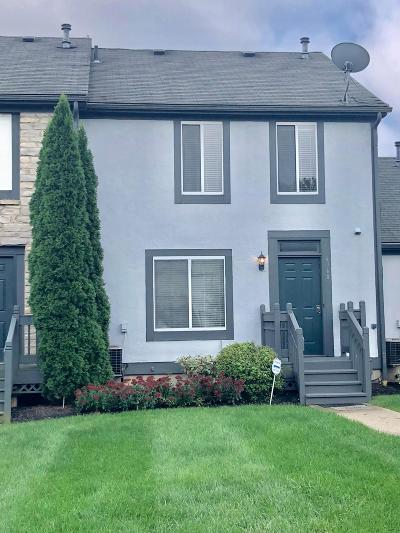 Dublin Single Family Home Contingent Finance And Inspect: 6368 Hyland Drive