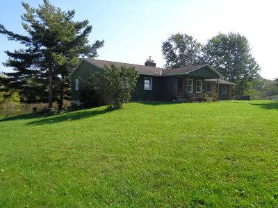 Croton Single Family Home For Sale: 11672 Crouse Willison Road NW