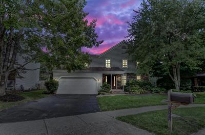 Dublin Single Family Home Contingent Finance And Inspect: 5162 Hagan Court