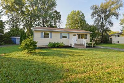 Westerville Single Family Home Sold: 283 Mary Avenue
