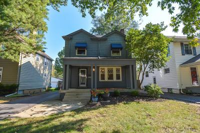 Columbus Single Family Home For Sale: 784 S Roosevelt Avenue