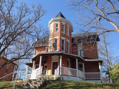 Delaware Multi Family Home For Sale: 229 N Sandusky Street
