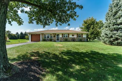 Groveport Single Family Home For Sale: 6659 Alum Creek Drive