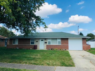 Grove City Single Family Home Contingent Finance And Inspect: 2656 Kenny Lane