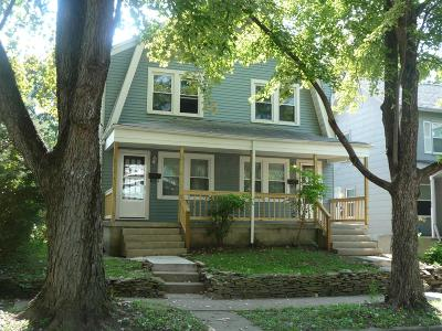 Clintonville Multi Family Home For Sale: 153-155 W Pacemont Road