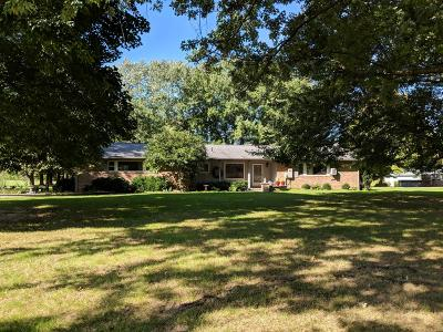Single Family Home Sold: 7411 Crouse Willison Road