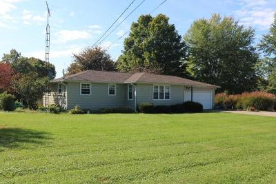Mount Vernon OH Single Family Home For Sale: $160,000