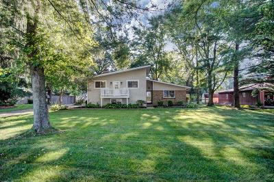 Westerville Single Family Home Contingent Finance And Inspect: 7550 Lee Road