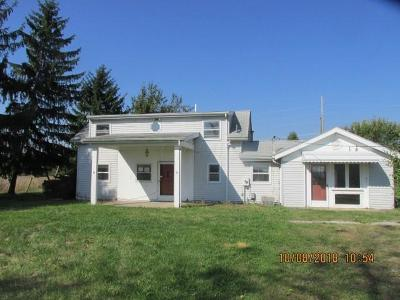 Orient Single Family Home For Sale: 6253 Harrisburg Pike