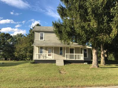 Ashville Single Family Home Contingent Finance And Inspect: 5582 Saint Paul Road