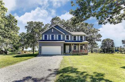 Sunbury Single Family Home Contingent Finance And Inspect: 476 Carters Corner Road