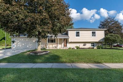 Gahanna Single Family Home Contingent Finance And Inspect: 212 Moorfield Drive
