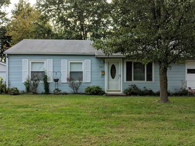 Heath Single Family Home Contingent Finance And Inspect: 253 Parkview Drive