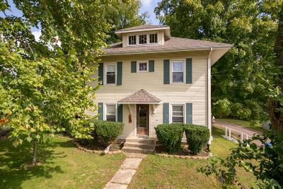 Danville Single Family Home For Sale: 412 S Cedar Street