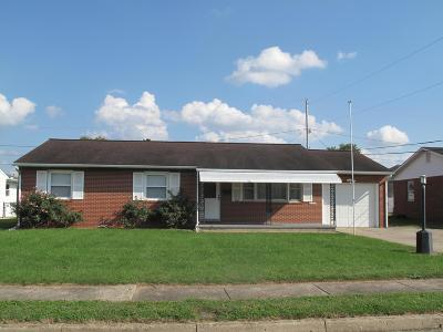 Chillicothe OH Single Family Home For Sale: $156,500