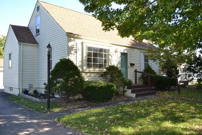 Newark Single Family Home Contingent Finance And Inspect: 1000 Davis Avenue
