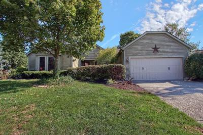 Single Family Home Sold: 16 Trail Edge Circle