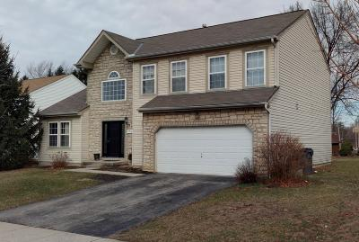 Groveport OH Single Family Home For Sale: $197,500