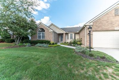 Hilliard Single Family Home Contingent Finance And Inspect: 4634 Cutwater Lane