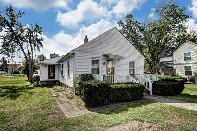 Orient Single Family Home For Sale: 4529 London Groveport Road