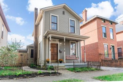 Victorian Village Single Family Home Contingent Finance And Inspect: 965 Hunter Avenue