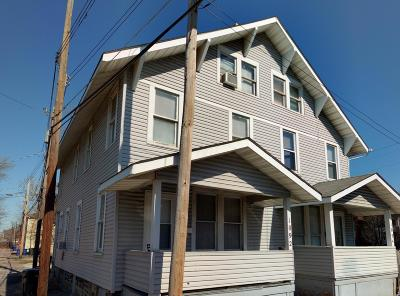 Columbus Multi Family Home For Sale: 1092 -1094 E Gay Street