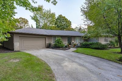 Upper Arlington Single Family Home Sold: 4020 Kioka Avenue