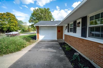 Westerville Single Family Home For Sale: 3519 Rangoon Drive