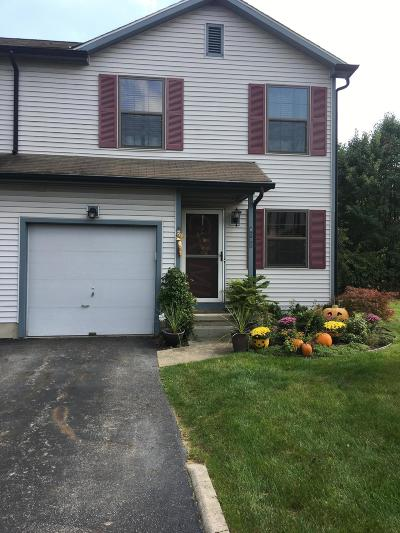 Westerville OH Condo For Sale: $157,000