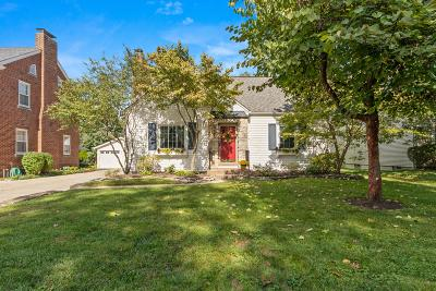 Clintonville Single Family Home For Sale: 80 Nottingham Road