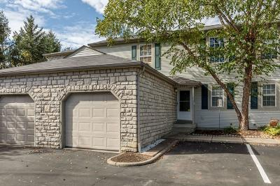 Blacklick Condo Contingent Finance And Inspect: 7453 Lady Kirk Drive #1C