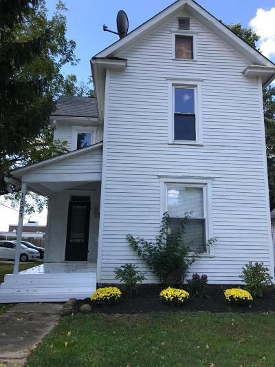 Reynoldsburg OH Single Family Home For Sale: $119,000