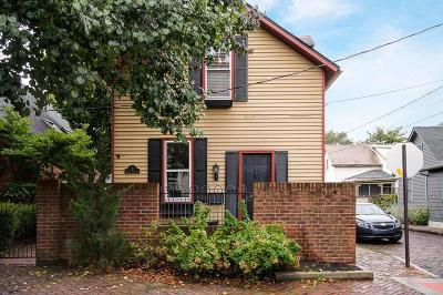 Columbus Single Family Home For Sale: 777 S 5th Street