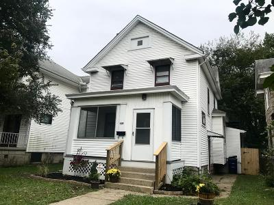Columbus Single Family Home For Sale: 509 Clinton Street