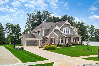 Pickerington Single Family Home For Sale: 8415 Cameron Court NW