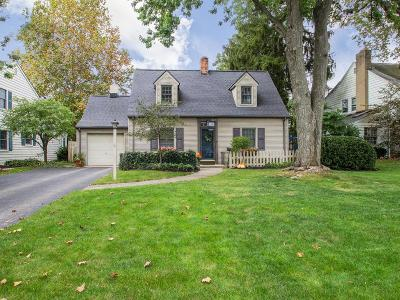 Upper Arlington Single Family Home Sold: 2691 Coventry Road