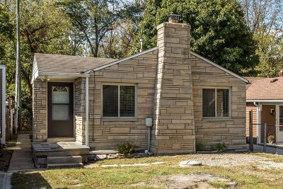 Thornville Single Family Home For Sale: 15417 Township Rd 403