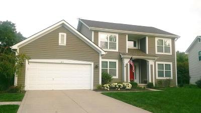 Plain City Single Family Home Contingent Finance And Inspect: 25 Doe Street