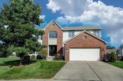 Blacklick Single Family Home For Sale: 812 Twin Acorn Court